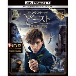 <4K ULTRA HD> ファンタスティック・ビーストと魔法使いの旅(4K ULTRA HD+3Dブルーレイ+ブルーレイ)