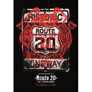 【発売日翌日以降お届け】<DVD> T.M.Revolution / T.M.R. LIVE REVOLUTION'16-'17 -Route 20- LIVE AT NIPPON BUDOKAN(通常盤)