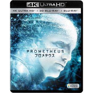 <4K ULTRA HD> プロメテウス(4K ULTRA HD+3Dブルーレイ+ブルーレイ)