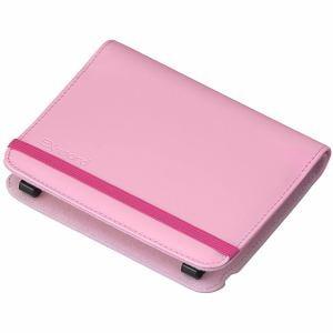 カシオ 電子辞書用 ブックカバータイプケース ピンク XD-CC2305PN