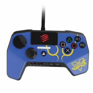 Mad Catz ストリートファイターV ファイトパッドPRO CHUN-LIデザイン(PlayStation 3/ PlayStation 4) MCS-FP