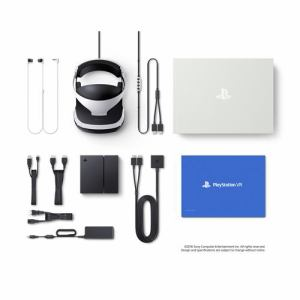 SONY PlayStation VR PlayStationCamera同梱版 CUHJ-16001