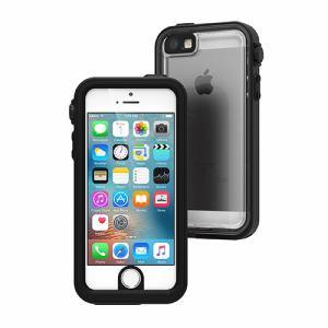 Trinity(トリニティ) Catalyst(カタリスト) Case for iPhone SE/5s/5 ブラック CT-WPIP16E-BK