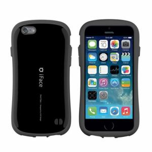 Hamee(ハミィ) 41-829011 iPhone6/6s対応 4.7インチ iface First Classケース ブラック