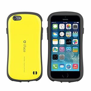 Hamee(ハミィ) 41-829097 iPhone6/6s対応 4.7インチ iface First Classケース イエロー