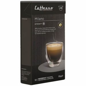 カフェッソ 「Milano ミラノ」 コーヒーカプセル 10個入