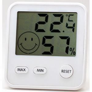 エンペックス TD-8411 おうちルームデジタルmidi温度・湿度気象計