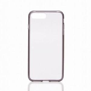 MSソリューションズ iPhone 7 Plus CLEAR Tough クリアブラック LP-I7PHVTCBK LP-I7PHVTCBK