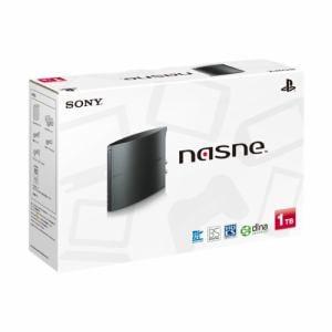 SONY ネットワークレコーダー&メディアストレージ「nasne(ナスネ)」1TB CUHJ-15004