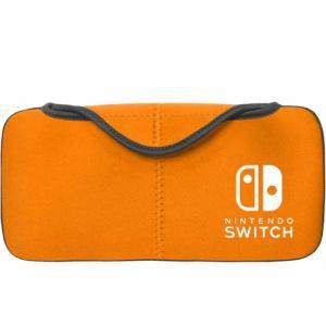 キーズファクトリー QUICK POUCH for Nintendo Switch オレンジ NQP-001-4