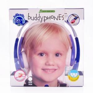 BuddyPhones Explore ブルー BP-EX-BLUE-01-K