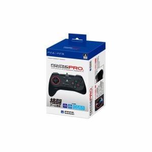 ホリ ファイティングコマンダーPRO. for PlayStation4 /PlayStation3 /PC PS4-070