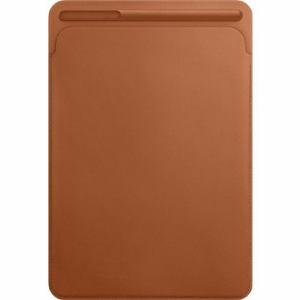 アップル(Apple) MPU12FE/A iPad Pro 10.5インチ用 レザースリーブ サドルブラウン