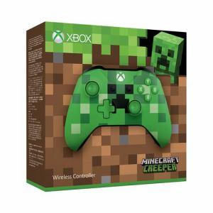 Xbox ワイヤレス コントローラー (Minecraft Creeper) WL3-00058