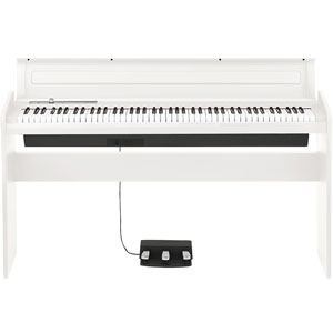 KORG デジタルピアノ ホワイト LP-180-WH