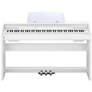 カシオ 電子ピアノ Privia(プリヴィア) ホワイトウッド調 PX-760-WE