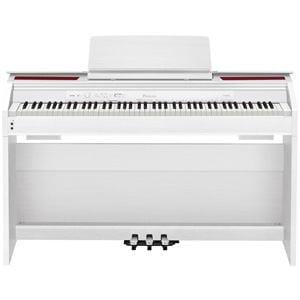 カシオ 電子ピアノ Privia(プリヴィア) ホワイトウッド調 PX-860-WE