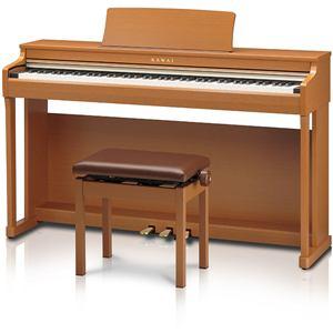 カワイ CN25C デジタルピアノ (プレミアムチェリー調)【東日本地域限定】