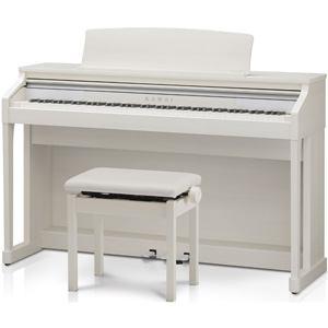 カワイ 電子ピアノ プレミアムホワイトメープル調 CA17A