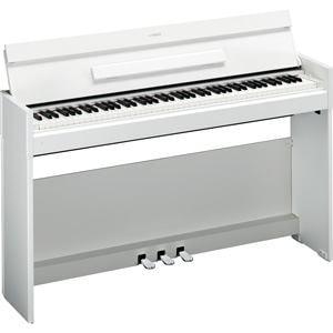 ヤマハ 電子ピアノ 「ARIUS(アリウス)」 ホワイトウッド調 YDP-S52WH