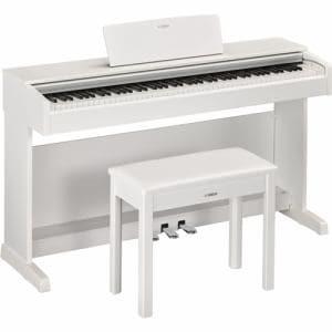 ヤマハ YDP-143WH 電子ピアノ 「ARIUS(アリウス)」 ホワイトウッド調仕上げ