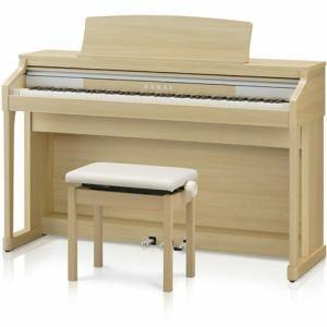 カワイ CA17LO 電子ピアノ(88鍵盤/プレミアムライトオーク調)