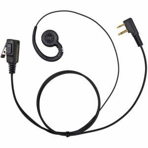 FRC FPG-26F トランシーバー用イヤホンマイク(PRO用、耳掛けスピーカータイプ、FRC(2pin)対応) FIRSTEC FPG-26F