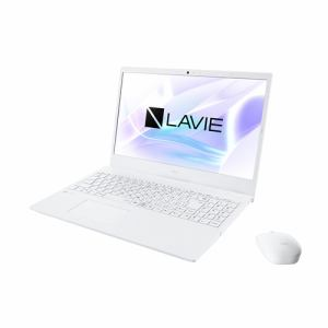 ノートパソコン 新品 NEC PC-N1565AAW LAVIE N15 パールホワイト ノートpc ノート パソコン