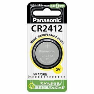 パナソニック CR-2412P コイン形リチウム電池