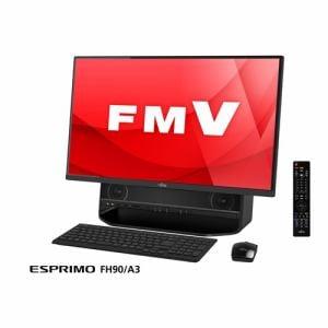 富士通 FMVF90A3B デスクトップパソコン FMV ESPRIMO FH90/A3