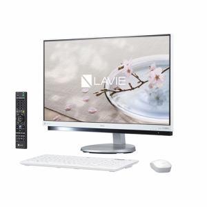 NEC PC-DA770GAW デスクトップパソコン LAVIE Desk All-in-one DA770/GAW