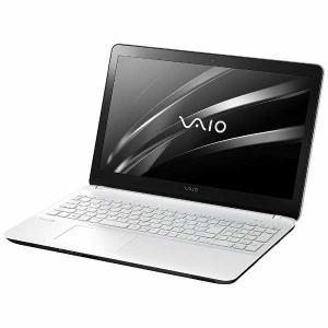 VAIO VJF15690111W 15.5型ノートパソコン VAIO Fit15E ホワイト