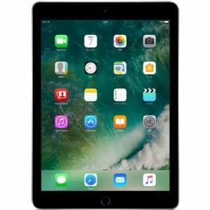 アップル(Apple) MP2F2J/A iPad 9.7インチ Retinaディスプレイ Wi-Fiモデル 32GB スペースグレイ