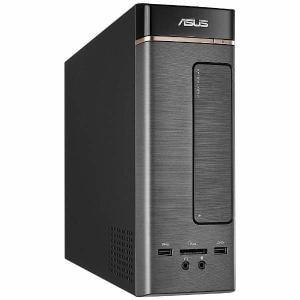 ASUS K20CE-J3060 デスクトップパソコン K20CE K20CD/CE  ダークシルバー