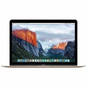 アップル(Apple) MNYL2J/A MacBook Retinaディスプレイ 12インチ デュアルコアIntel Core i5 1.3GHz 512GB ゴールド