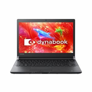 東芝 PRX73DBRBJA モバイルパソコン dynabook RX73/DBR グラファイトブラック
