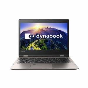 東芝 PV82DMP-NJA モバイルパソコン dynabook V82/D オニキスメタリック