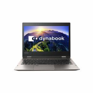 東芝 PV72DMP-NJA モバイルパソコン dynabook V72/D オニキスメタリック