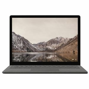 マイクロソフト DAG-00062 Surface Laptop (Core i5/256GB/8GB モデル) グラファイトゴールド