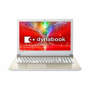 東芝 PT45EGP-SJA ノートパソコン dynabook T45/EG  サテンゴールド