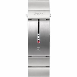 ソニー WN-WB01S 腕時計用バンド 「wena wrist(ウェナ リスト) Silver」