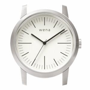 ソニー WN-WT01W-H wena wrist(ウェナ リスト)用ヘッド 「Three Hands White Head」