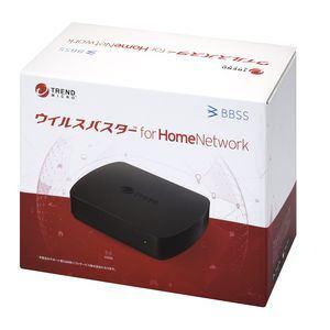 BBソフトサービス ウイルスバスター for HomeNetwork 1年版