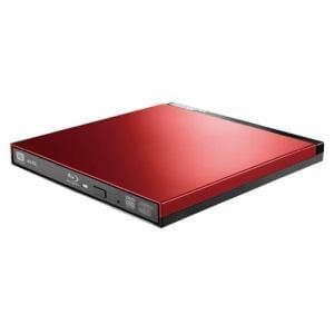 ロジテック LBD-PUD6U3LRD UHDBDドライブ搭載USB3.0ポータブルブルーレイ レッド