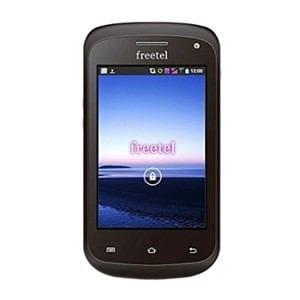 【処分品】 freetel フリーテル FT132A_PR_BK SIMフリー スマートフォン Priori ブラック