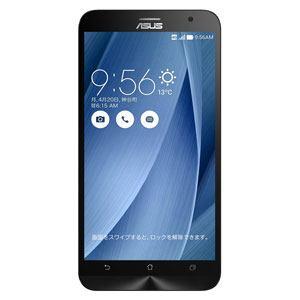 ASUS ZE551ML-GY32 SIMフリースマートフォン 「ZenFone 2」 LTE対応 32GB グレー (メモリ 2GB)