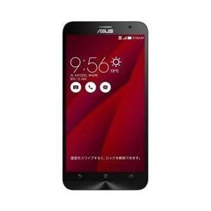 ASUS ZE551ML-RD64S4 LTE対応 SIMフリースマートフォン 「Zenfone 2」 Android 5.0搭載 5.5インチ 64GB (メモリ4GB) レッド