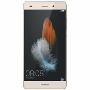 Huawei(ファーウェイ) ALE-L02-GOLD [LTE対応] Android 5.0搭載SIMフリースマートフォン P8 lite (ゴールド)