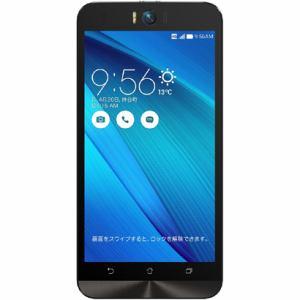 ASUS ZD551KL-BL16 SIMフリースマートフォン ZenFone Selfie アクアブルー