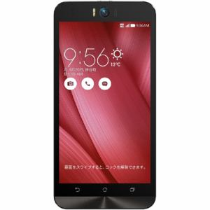 ASUS ZD551KL-PK16 SIMフリースマートフォン ZenFone Selfie ピンク